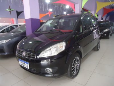 Veículo IDEA 2012 1.4 MPI ATTRACTIVE 8V FLEX 4P MANUAL
