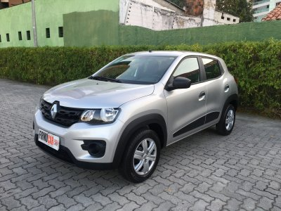 Veículo KWID 2020 1.0 12V SCE FLEX INTENSE MANUAL