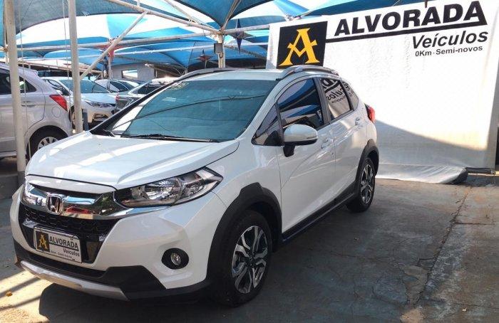 Veículo WR-V 2019 1.5 16V FLEXONE EX CVT