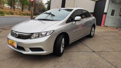 Veículo CIVIC 2012 1.8 LXL 16V FLEX 4P AUTOMÁTICO