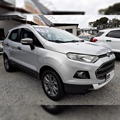 Veículo ECOSPORT 2013 1.6 FREESTYLE 16V FLEX 4P MANUAL