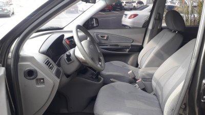 Veículo TUCSON 2011 2.0 MPFI GL 16V 142CV 2WD GASOLINA 4P MANUAL