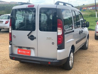 Veículo DOBLÒ 2012 1.4 MPI ATTRACTIVE 8V FLEX 4P MANUAL