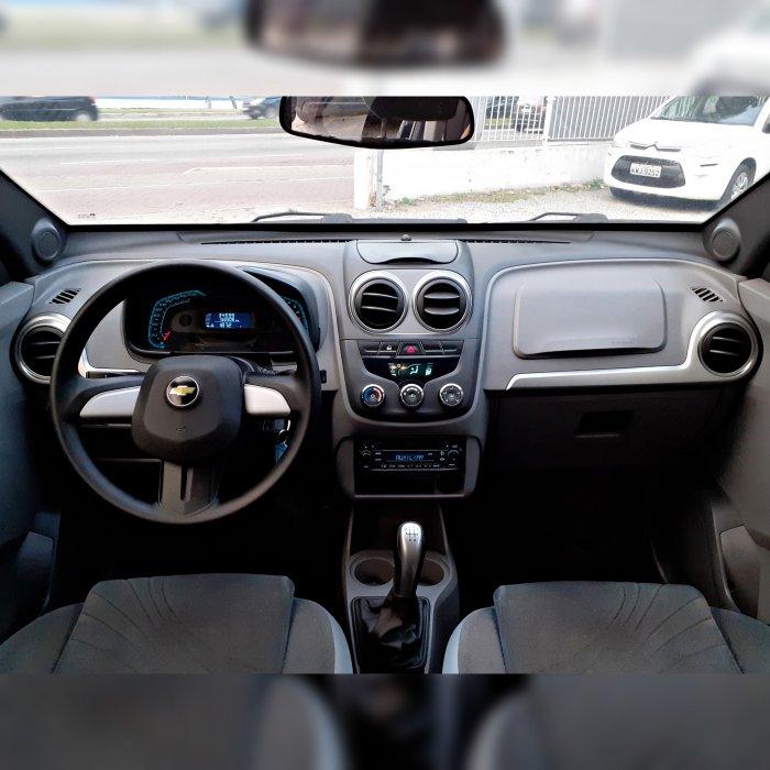 Veículo AGILE 2010 1.4 MPFI LTZ 8V FLEX 4P MANUAL