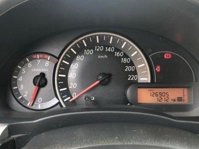 Veículo MARCH 2012 1.0 16V FLEX 4P MANUAL