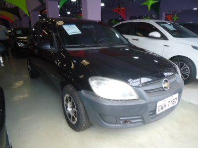 Veículo CELTA 2009 1.0 MPFI LIFE 8V FLEX 2P MANUAL