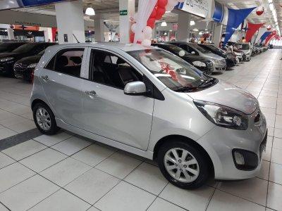 Veículo PICANTO 2014 1.0 EX 12V FLEX 4P AUTOMÁTICO