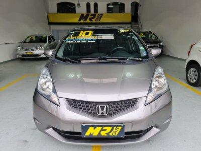 Veículo FIT 2010 1.5 EX 16V FLEX 4P AUTOMÁTICO