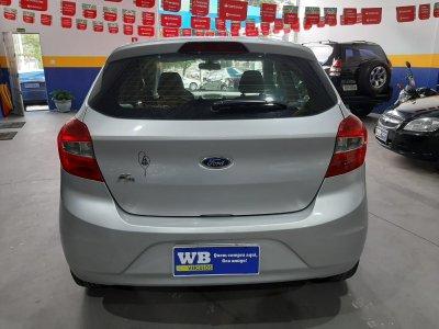 Veículo KA 2015 1.0 SE 12V FLEX 4P MANUAL