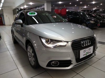 Veículo A1 2014 1.4 TFSI SPORTBACK ATTRACTION 16V 122CV GASOLINA 4P S-TRONIC