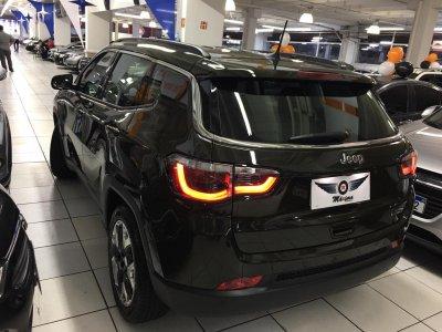 Veículo COMPASS 2019 2.0 16V FLEX LONGITUDE AUTOMÁTICO