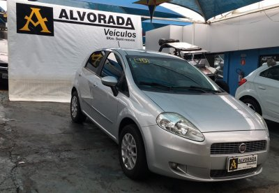 Veículo PUNTO 2010 1.8 HLX 8V FLEX 4P MANUAL