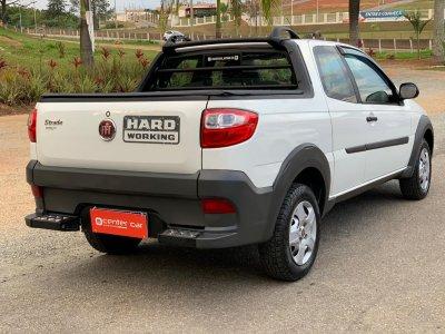 Veículo STRADA 2020 1.4 MPI HARD WORKING CD 8V FLEX 3P MANUAL