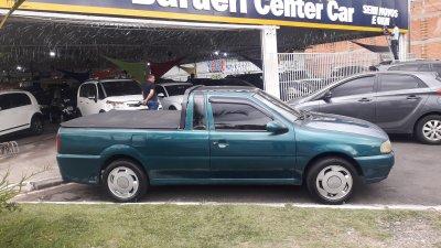 Veículo SAVEIRO 1998 1.6 MI CL CS 8V ÁLCOOL 2P MANUAL G.II