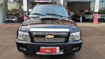 Veículo S10 2011 2.8 EXECUTIVE 4X4 CD 12V TURBO ELECTRONIC INTERCOOLER DIESEL 4P MANUAL
