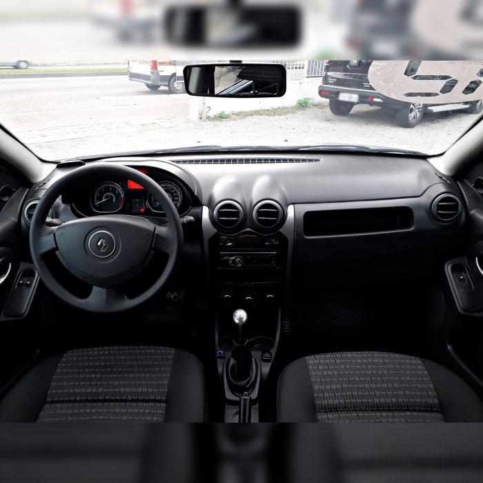 Veículo SANDERO 2012 1.0 EXPRESSION 16V FLEX 4P MANUAL