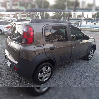Veículo UNO 2012 1.0 WAY 8V FLEX 4P MANUAL