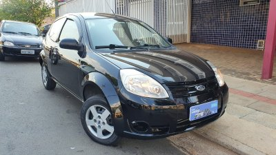 Veículo KA 2010 1.0 MPI 8V FLEX 2P MANUAL