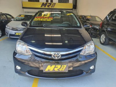Veículo ETIOS HATCH 2013 1.5 XLS 16V FLEX 4P MANUAL