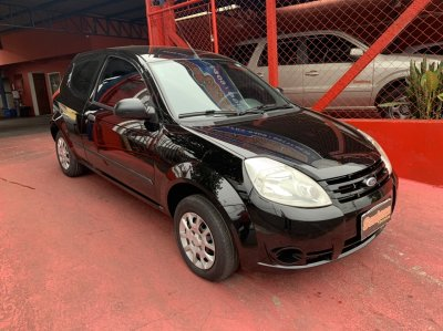 Veículo KA 2009 1.0 MPI 8V FLEX 2P MANUAL