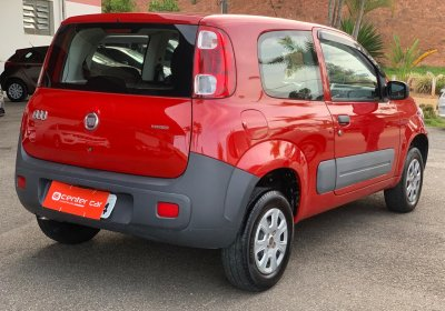Veículo UNO 2012 1.0 EVO VIVACE 8V FLEX 2P MANUAL