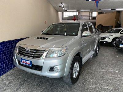 Veículo HILUX 2012 3.0 SRV 4X4 CD 16V TURBO INTERCOOLER DIESEL 4P AUTOMÁTICO