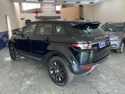 Veículo RANGE ROVER EVOQUE 2015 2.0 PURE 4WD 16V GASOLINA 4P AUTOMÁTICO