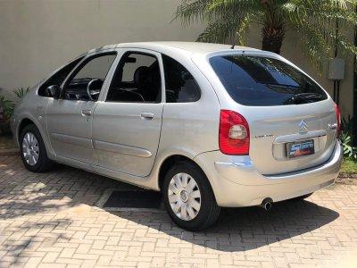 Veículo XSARA PICASSO 2010 2.0 I GLX 16V GASOLINA 4P AUTOMÁTICO