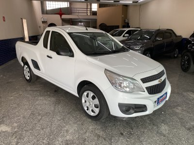 Veículo MONTANA 2017 1.4 MPFI LS CS 8V FLEX 2P MANUAL