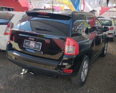 Veículo COMPASS 2012 2.0 SPORT 4X2 16V GASOLINA 4P AUTOMÁTICO