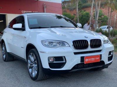 Veículo X6 2014 3.0 35I 4X4 COUPÉ 6 CILINDROS 24V GASOLINA 4P AUTOMÁTICO