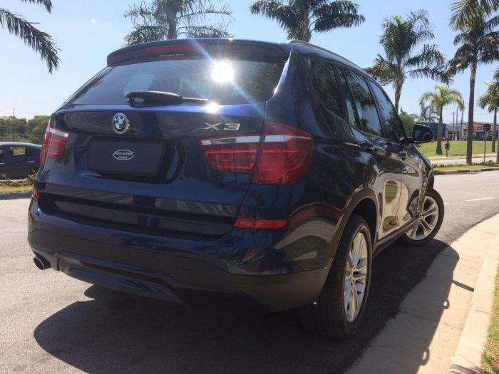 Veículo X3 2015 2.0 20I 4X4 16V GASOLINA 4P AUTOMÁTICO