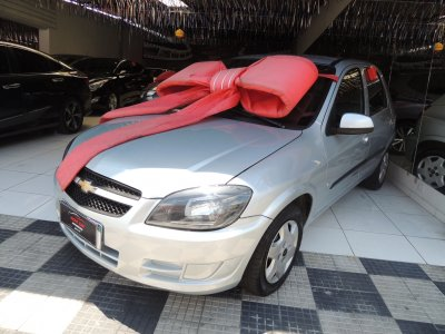 Veículo CELTA 2012 1.0 MPFI LT 8V FLEX 4P MANUAL