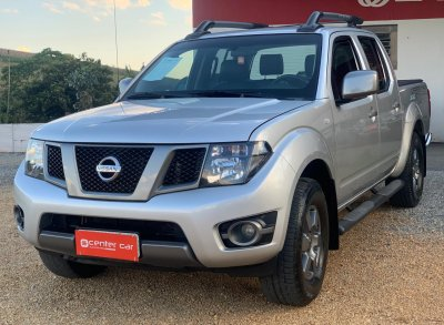 Veículo FRONTIER 2015 2.5 SV ATTACK 4X4 CD TURBO ELETRONIC DIESEL 4P MANUAL
