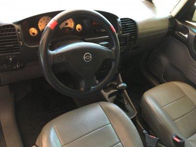 Veículo ZAFIRA 2008 2.0 MPFI EXPRESSION 8V FLEX 4P AUTOMÁTICO