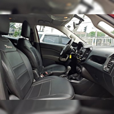 Veículo TORO 2018 1.8 16V EVO FLEX FREEDOM AT6