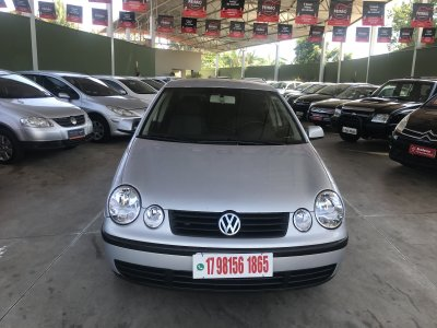 Veículo POLO SEDAN 2006 1.6 MI 8V FLEX 4P MANUAL