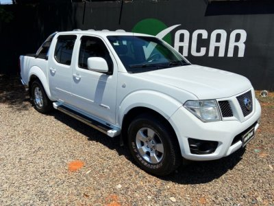Veículo FRONTIER 2014 2.5 S 4X2 CD TURBO ELETRONIC DIESEL 4P MANUAL
