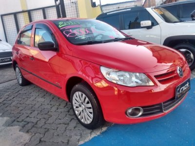 Veículo GOL 2010 1.0 MI 8V FLEX 4P MANUAL G.V