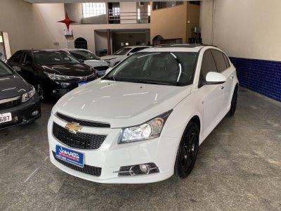 Veículo CRUZE HATCH 2014 1.8 LTZ SPORT6 16V FLEX 4P AUTOMÁTICO