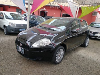 Veículo PUNTO 2010 1.4 ELX 8V FLEX 4P MANUAL
