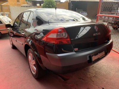 Veículo MÉGANE SEDAN 2007 1.6 DYNAMIQUE 16V FLEX 4P MANUAL