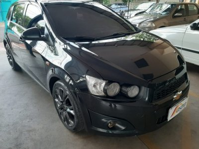 Veículo SONIC HATCH 2013 1.6 LT 16V FLEX 4P MANUAL