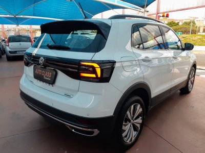 Veículo T-CROSS 2020 1.0 200 TSI TOTAL FLEX COMFORTLINE AUTOMÁTICO
