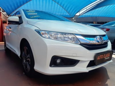 Veículo CITY 2016 1.5 EXL 16V FLEX 4P AUTOMÁTICO