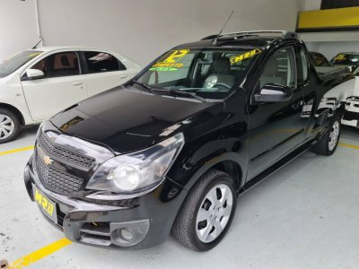 Veículo MONTANA 2012 1.4 MPFI SPORT CS 8V FLEX 2P MANUAL