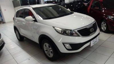 Veículo SPORTAGE 2012 2.0 LX 4X2 16V FLEX 4P AUTOMÁTICO