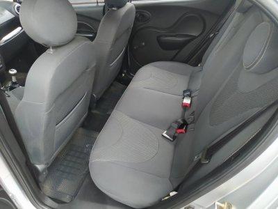 Veículo QQ 2015 1.0 MPFI 12V GASOLINA 4P MANUAL