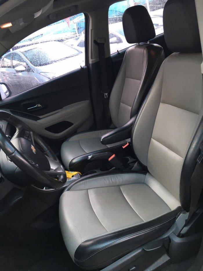 Veículo TRACKER 2015 1.8 MPFI LTZ 4X2 16V FLEX 4P AUTOMÁTICO