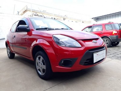 Veículo KA 2012 1.0 MPI 8V FLEX 2P MANUAL